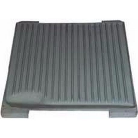 PLAQUE GRILLADE EN FONTE 330X310MM ORIGINE CAPIC - N706067