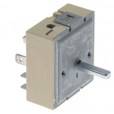 DOSEUR D`ENERGIE COMPLET AVEC COMMUTATEUR 230V - NZQ70