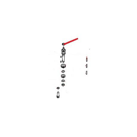 ROULEMENT ARBRE TRANSMISSION ORIGINE THUNDERBIRD - GUQ6789