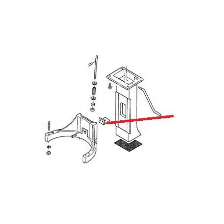 UNITE FIXATION METAL ORIGINE THUNDERBIRD - GUQ6683