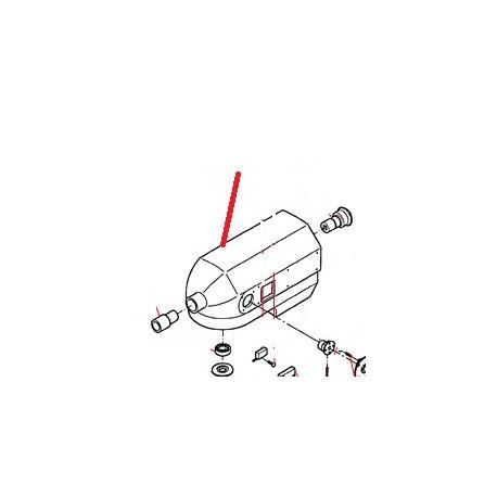 TETE ALIMENTATION ORIGINE THUNDERBIRD - GUQ6748