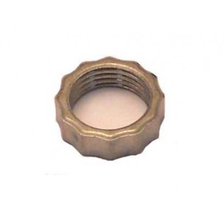 PNFQ6534-ECROU TUBE DECHARGE ORIGINE