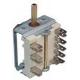 COMMUTATEUR 0-4 POSITIONS 240V 18A TMAXI 150°C ORIGINE CAPIC - R507080