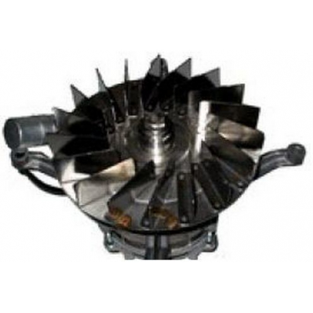 MOTEUR FOUR A AIR PULSE SOLYMA 220V 1 VITESSE 150W 28  - SF0