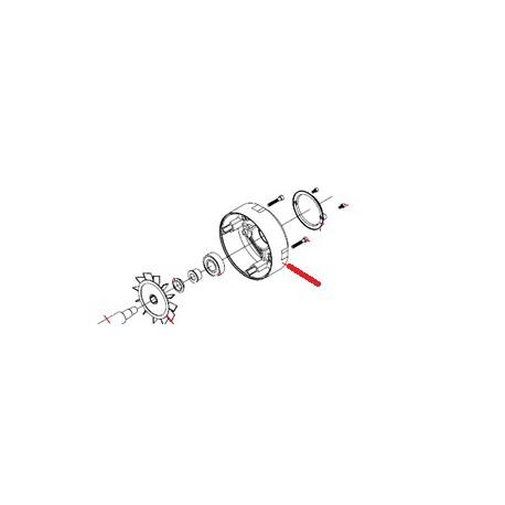 CALOTTA MOTORE ALTA ORIGINE FAMA - SNQ6507