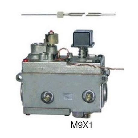 VALVE MINISIT FIXATION TC M9X1 ENTREE 1/2F SORTIE 3/8F TMINI - TNQ79
