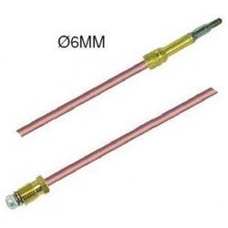 THERMOCOUPLE 1200MM BAGUE 6MM / M8X1 UNIVERSEL