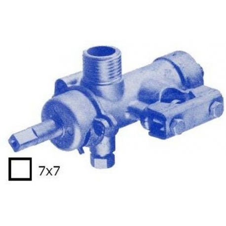 ROBINET GAZ GC2000 TYPE2211/3 - TNQ875