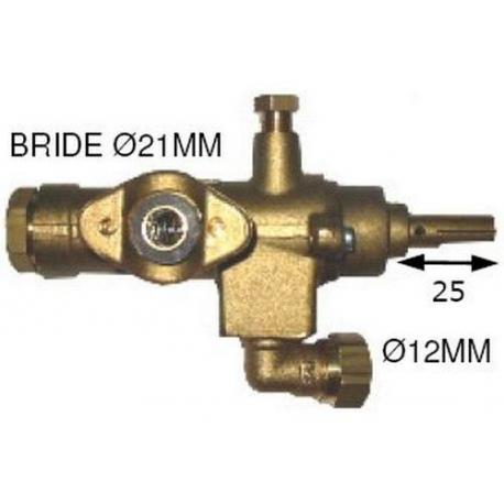 ROBINET GAZ GC2000 TYPE 2213 - TNQ877