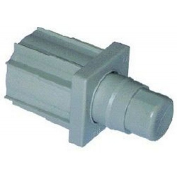 VERIN POUR TUBE CARRE 35X35MM