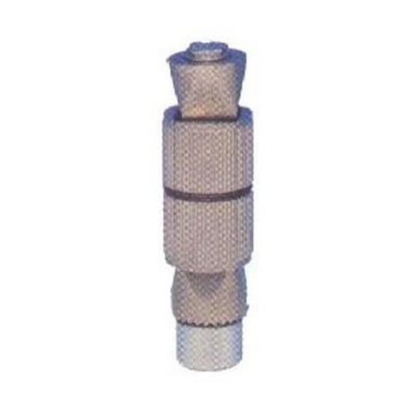 FIXATION METAL TUBE ROND - TIQ65552