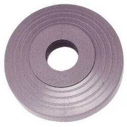 BUTOIR PVC TUBE ROND D22 94X22
