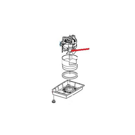 CONDUIT VENTIL CL25 ORIGINE ROBOT COUPE - EBOB7303