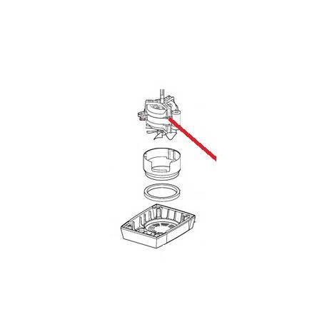 CONDUIT VENTIL R201/R2-A ORIGINE ROBOT COUPE - EBOB7898