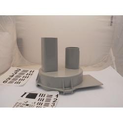 COUVERCLE CL R211 ORIGINE ROBOT COUPE