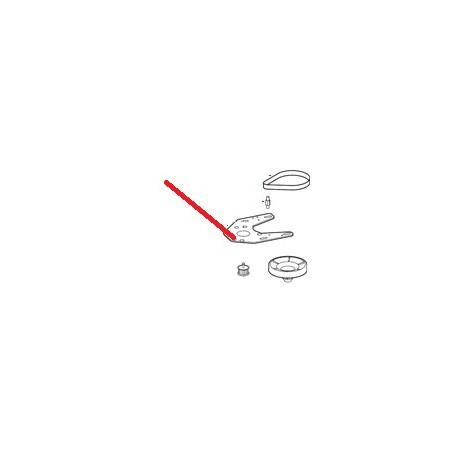 ENS POULIE MOTRICE MOT. 3 ORIGINE ROBOT COUPE - EBOB6823