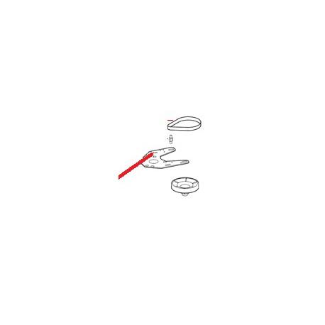 PLAQ SUP MOT CL50C ORIGINE ROBOT COUPE - EBOB7461
