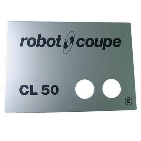 PLAQUE FRONTALE CL50E ORIGINE ROBOT COUPE - EBOB8129
