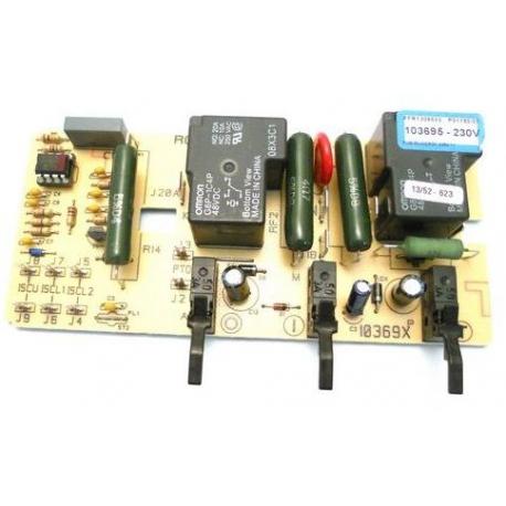 PLATINE BLX 4 MONO 230V ORIGINE ROBOT COUPE - EBOB7116