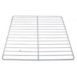 GRILLE ACIER PLASTIFIE L:530MM L:530MM - TIQ65496