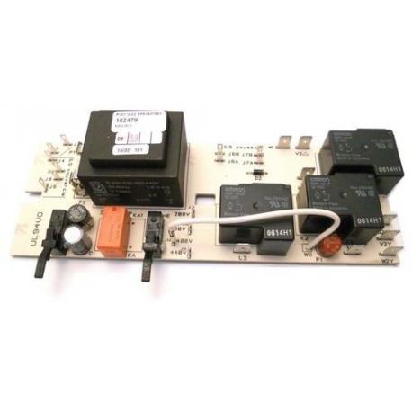 PLATINE CL50C TRI ORIGINE ROBOT COUPE - EBOB7154