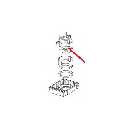 TAMPON AMORTISS.R201/R2-A ORIGINE ROBOT COUPE - EBOB7890