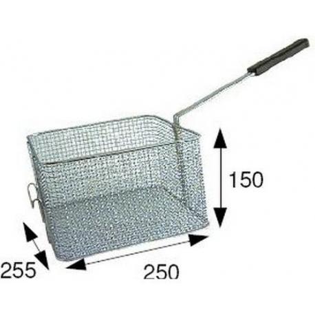 TIQ66552-PANIER FRITEUSE 255X250X150