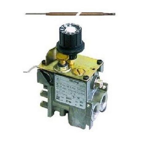 VALVE EUROSIT RAC TC M9X1 ENTREE 3/8F SORTIE 3/8F TMINI 60°C - TIQ66656