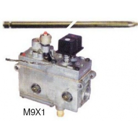 VALVE MINISIT POUR FOUR RAC TC M9X1 ENTREE 1/2F SORTIE 3/8F - TIQ66650