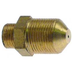 INJECTEUR GAZ NAT D1.65MM