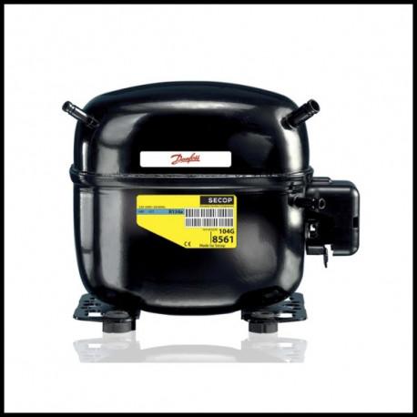 COMPRESSEUR DANFOSS NL8.4MF AU R134A 1/4HP  8.35CM3 - SEYQ7499