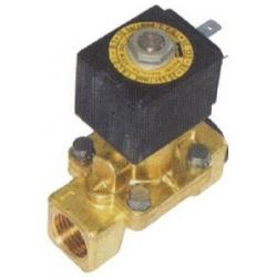 ELECTROVANNE LUCIFER 2VOIES 9W 24V AC 50-60HZ ENTREE 1/2F