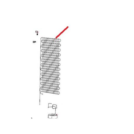 CONDENSEUR STATIQUE 24 TUBES ORIGINE IARP - VNQ6604