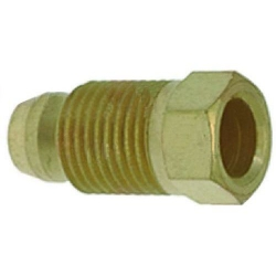 FITTING OLIVE D6MM M10X1 L16 IGNITION GENUINE