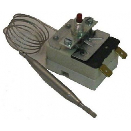 THERMOSTAT DE SECURITE + PE 240V 16A TMAXI 130°C - TIQ61584