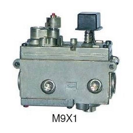 VALVE MINISIT MANUELLE CUISEUR A PATES FIXATION TC M9X1 ENTR - TIQ6103