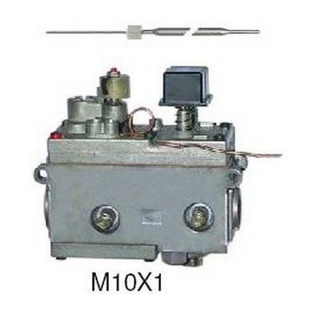 VALVE MINISIT FRITEUSE RAC TC M10X1 ENTREE 1/2F SORTIE 3/8F - TIQ6128