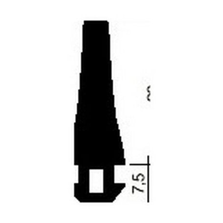 TIQ64459-JOINT A CLIPSER 3X28 GRIS