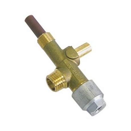 SOUPAPE DE SECURITE ENTREE M14X1.5 SORTIE M12X0.75 PRESSION - TIQ6272
