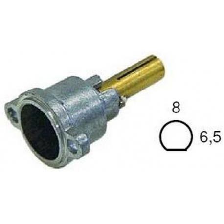 TETE DE ROBINET GAZ PEL21/S - TIQ6280