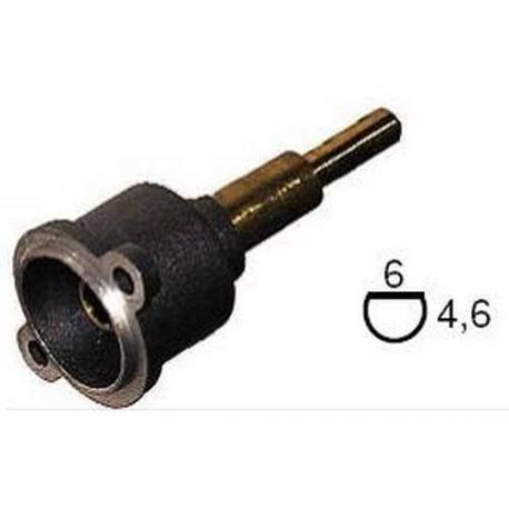 TETE DE ROBINET GAZ PEL22 - TIQ6296
