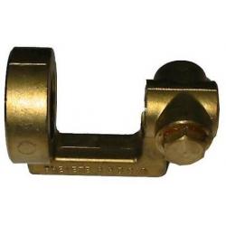 ETRIER BRULEUR CAPIC 20/27MM ENTREE GAZ SUR 2 COTES ORIGINE