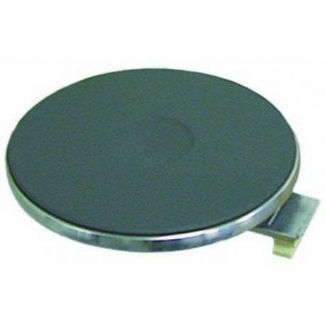 PLAQUE ELECTRIQUE D300MM 3500W - TIQ62081