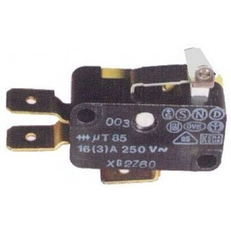 MICRO INTERRUPTEUR 16A 250V - TIQ62095
