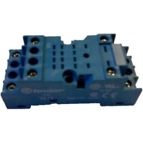 SOCLE RELAIS FINDER TYPE 94.72 10A 250V POUR RELAIS - R507806