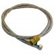 FLEXIBLE BRITA AVEC VANNE D ARRET 3/8 LG1.5M - IQ0651