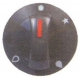 MANETTE FOURNEAU 700-900 í71MM AXE 10X8MM ORIGINE - TIQ62161