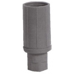 VERIN POUR TUBE ROND DIAM38MM