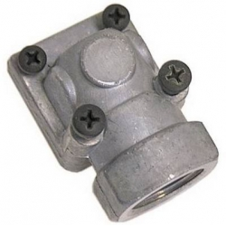 FLANGE SIT ANGLED 1/2F WITH SCREW AND GASKET GENUINE