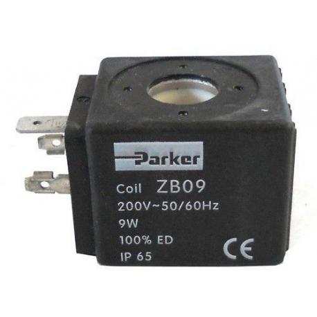 KQN656-BOBINE 200V 50-60H PARKER